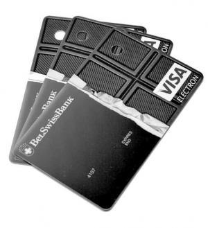 Кредитки пахнут шоколадом