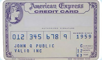 История создания и развития American Express