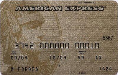 Наиболее популярные карты American Express