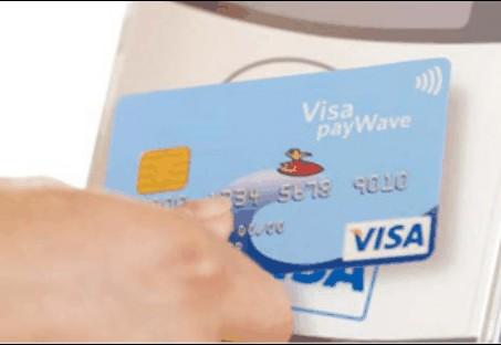 Visa payWave — новое название бесконтактных платежей Visa