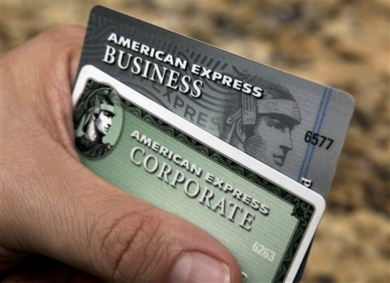 Международная платежная система American Express