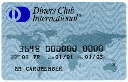 Карта Diners Club International