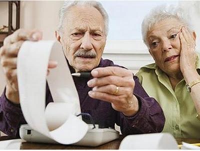 Преимущества пластиковой банковской карты для пенсионеров