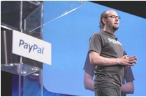 Пластиковые карты PayPal