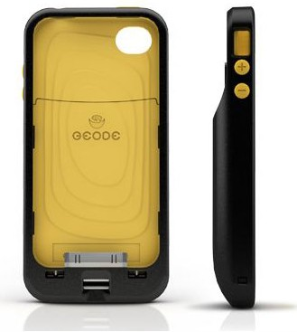 Чехол Geode для iPhone заменит кредитные и дисконтные карты