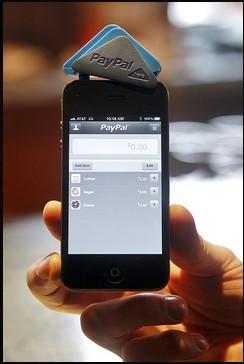 PayPal запускает считыватель кредитных карт для мобильных устройств