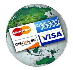 Как открыть кредитную карту за границей