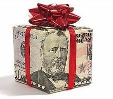 Подарочные кредитные карты