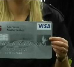 Бесконтактные карты Visa в Украине начнут выпускать в октябре 2012 года