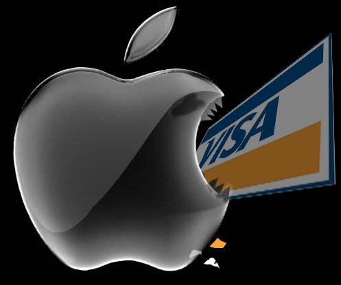 Apple может уничтожить Visa