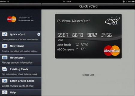 globalVCard: виртуальные банковские карточки для корпоративных клиентов