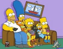 Симпсоны не спешат на карты