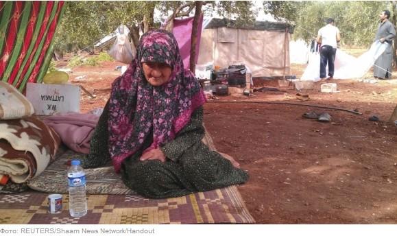 Беженцам из Сирии выдают банковские карты для покупки еды