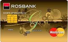 Кредитные карты Росбанк