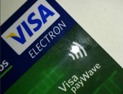 Росгосстрах банк начал выпуск бесконтактных карт Visa payWave