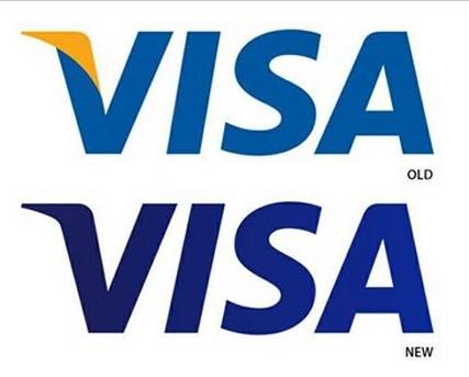 Visa сменила логотип и слоган