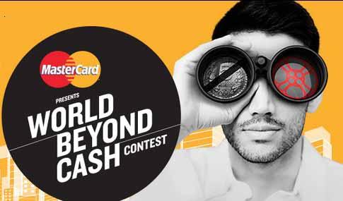 MasterCard: как будет выглядеть мир без наличных