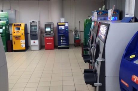 Иностранные карты в российских банкоматах