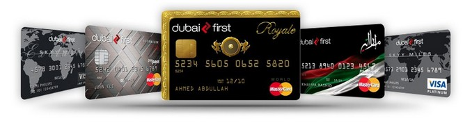 Dubai First Royal MasterCard