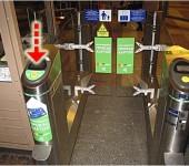 Впервые в России: оплата питербургского метро по банковской карте
