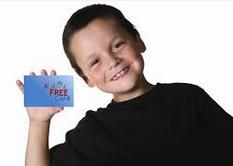 Как сделать банковскую карты для ребенка