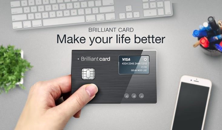 30 кредиток в одной карте BrilliantTS