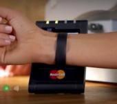 Оплати покупку браслетом от MasterCard