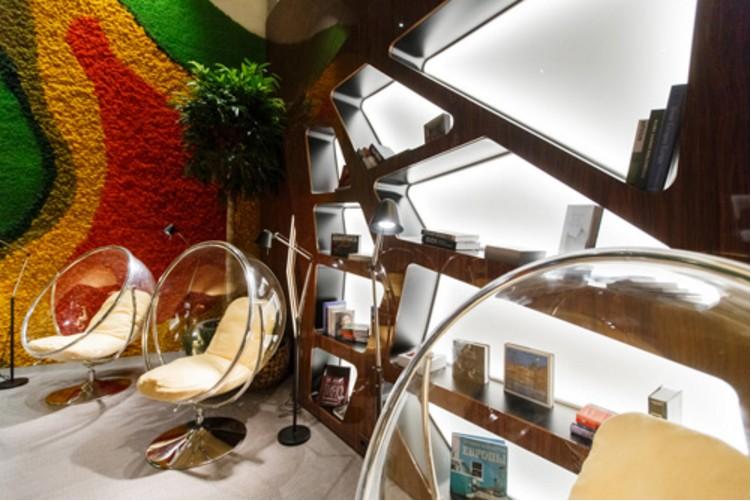 Бизнес-зал в Шереметьево от MasterCard