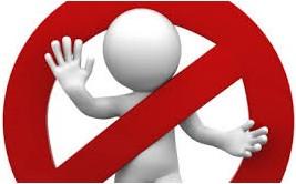 список причин для блокировки банковской карты