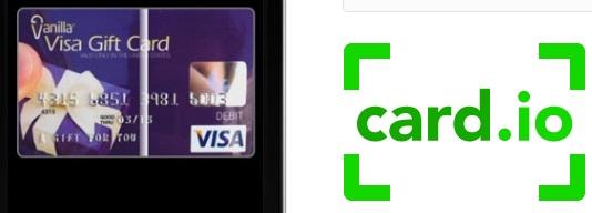 eBay купил разработчика сервиса сканирования банковских карт Card.io
